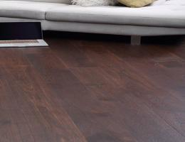 Oak Burnt Umber Engineered Flooring