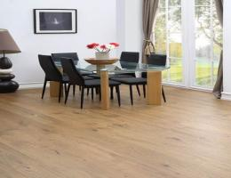 Oak Whitewash Engineered Flooring