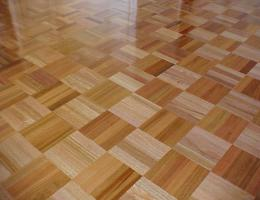 Tasmanian Oak Select Grade Solid Timber Parquetry
